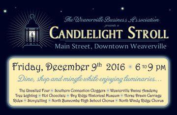 candlelight-stroll-weaverville