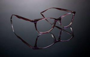 Barton Perreira glasses in purple