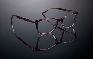 Barton Perreira glasses in purple