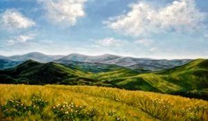 Laurie Sullivan Landscape Art
