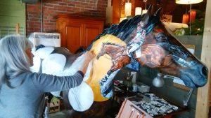 Laurie Sullivan Horse
